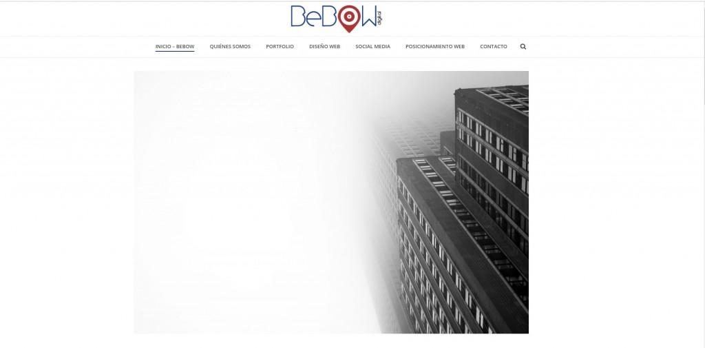 Bebow, agencia de marketing digital