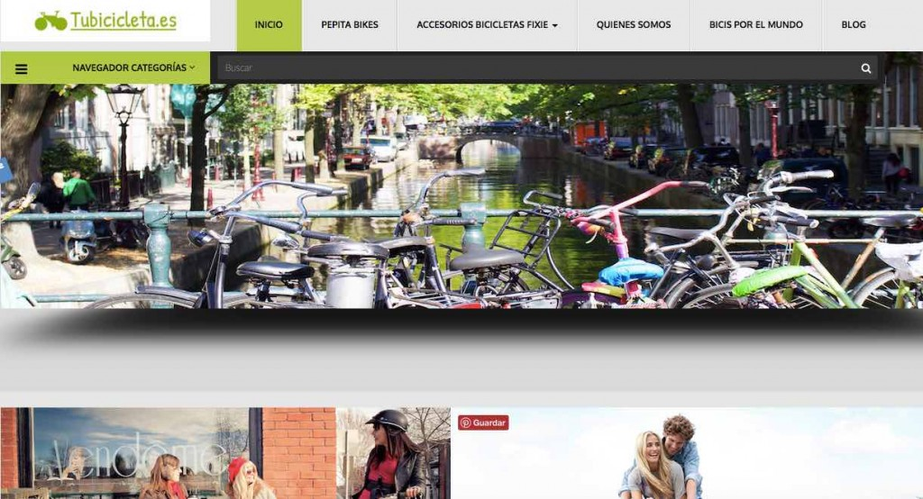 tubicicleta tienda de bicicletas fixie